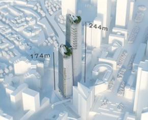 Vinci va construire pour 850 Millions d'euros le futur siège de Total à la Défense