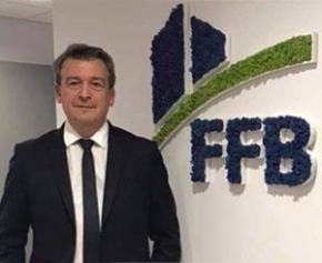 Olivier Salleron succède à Jacques Chanut à la présidence de la FFB