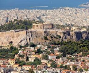 Bientôt une promenade piétonne de 7 km dans le centre d'Athènes
