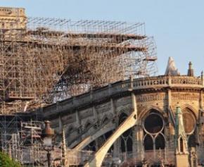 Les travaux de reconstruction de Notre-Dame pourront débuter en janvier 2021