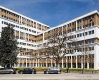 Une enveloppe rénovée pour l'immeuble de bureaux Metroscop à Créteil (94)