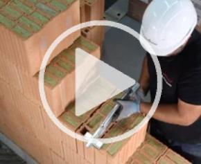 Climamur© : solution mur auto-isolante