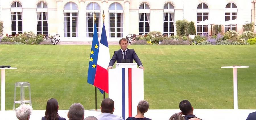 Convention climat : Macron retient 146 propositions et annonce 15 milliards d'euros pour la conversion écologique