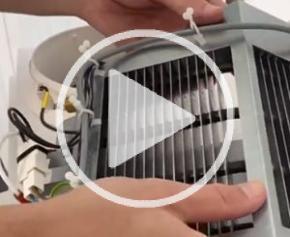 Brink Flair 325 : câblage préchauffeur