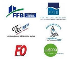 Déclaration paritaire en faveur de l'emploi dans le bâtiment