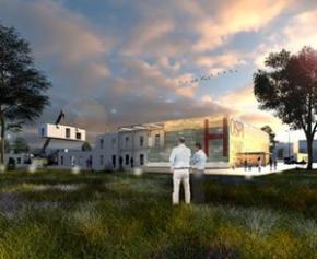 Innovation en architecture avec une solution d'hôpital de campagne