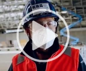 Reprise des chantiers : le chantier du complexe aqualudique du Grand Reims