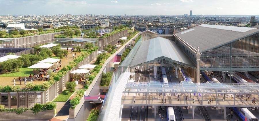"""Le projet de transformation de la Gare du Nord, va-t-il devenir un """"Notre-Dame-des-Landes"""" parisien ?"""