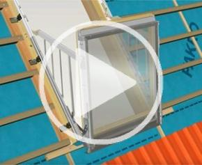 Fakro fenêtre de toit - FGH-V Galeria