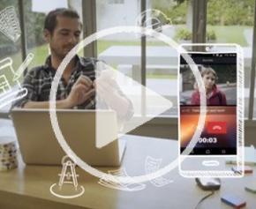 Visiophone connecté Bticino : la vie est plus sûre