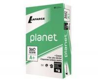 Planet, le premier sac de ciment qui offre une empreinte carbone neutre