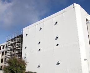 Les travaux de rénovation des bâtiments engagés cet automne seront éligibles...