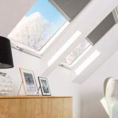 Fenêtre thermo-isolante à rotation pour maisons passives