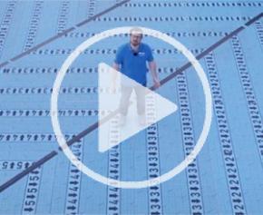 Soprema Blue Smart, la solution intelligente de forme de pente