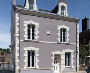 Réhabilitation de maison ancienne à Saint-Georges-de-Montaigu