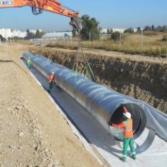 Solutions pour la gestion des eaux pluviales