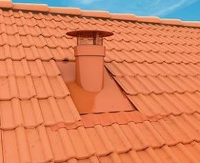 VENTÉLIA, la sortie de toit ventilation haute performance, par Cheminées Poujoulat