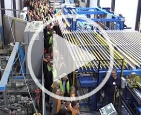 Myral inaugure son usine de production d'isolants en polyuréthane pour l'isolation par l'exterieur