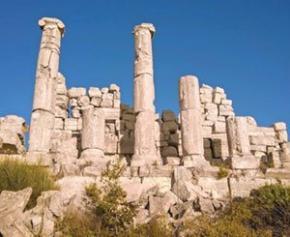 Urgence au Liban pour sauver le patrimoine avant les pluies hivernales