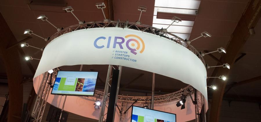 CIRQ 2020 consacre 10 startups spécialistes de la rénovation