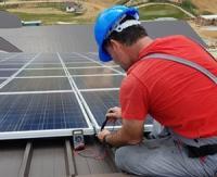 Ouverture au Burkina Faso de la première usine de panneaux solaires en Afrique de l'ouest