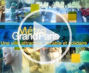 Présentation du projet Métro Grand Paris