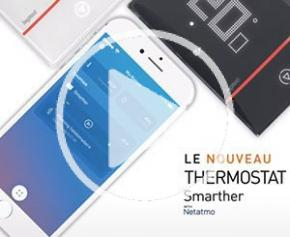 Smarther with Netatmo : le thermostat connecté de Legrand