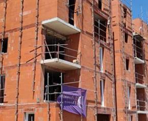 Quelles nouveautés pour les chantiers collectifs en brique ?