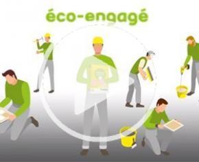 Webercol flex éco, la colle à carrelage à faible impact environnemental