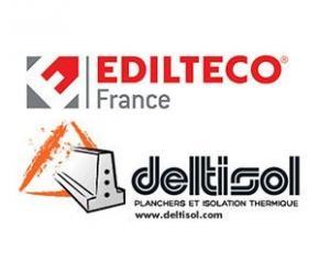 Edilteco France® acquiert la société Deltisol