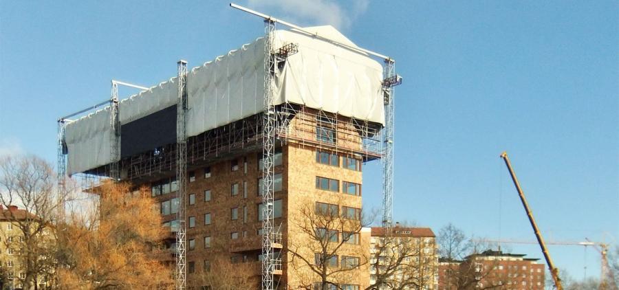 Chantiers bâtiments bois ≥R+4 : s'adapter à l'instabilité réglementaire et maîtriser le risque incendie