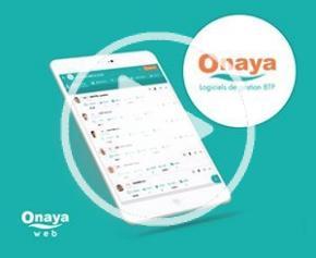 Rapports de chantiers : saisie des pointages main-d'œuvre avec Onaya