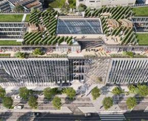 URW vend un immeuble de bureaux pour 620 millions d'euros