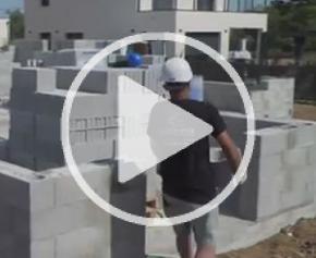 Fabtherm'Air 1.1 sur sur un chantier Mas Provence