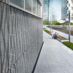 Connecteur thermique pour panneaux sandwich et murs béton à coffrages et isolation intégrée
