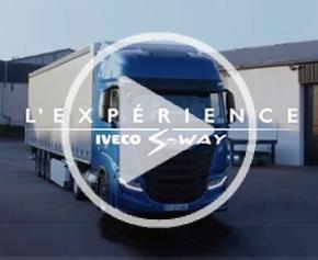 L'Expérience IVECO S-WAY - Confort à bord