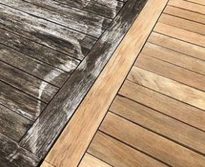 Toutes les solutions d'Owatrol® pour nettoyer et protéger vos bois d'extérieur