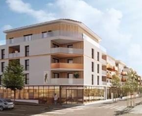 Une résidence séniors ID&AL groupe sur le site de l'ancienne clinique de...