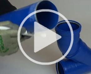 Comment emboîter des raccords à joint et des tubes Ø 100 SANCOL ?