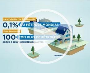 Le polyuréthane économise de l'énergie dans le monde entier