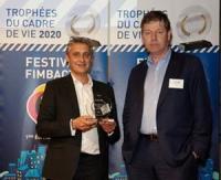 L'EPA Sénart et le Groupe Elcimaï remportent le Trophée Or Fimbacte pour leur projet d'Usine du Futur 4.0