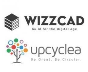 Wizzcad s'allie à Upcyclea pour créer la 1ère solution de smartbuilding circulaire