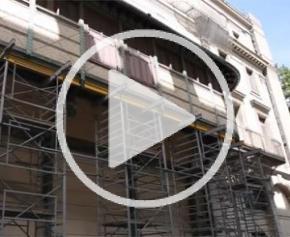 Comment Colas digitalise les travaux de réhabilitation du Théâtre de la Ville ?