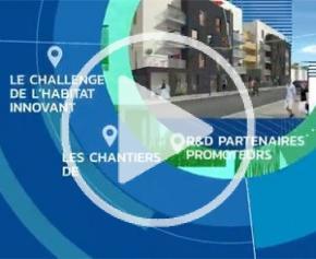 Les Challenges du Pôle Habitat FFB 72h pour innover : l'invitation du Président Grégory Monod