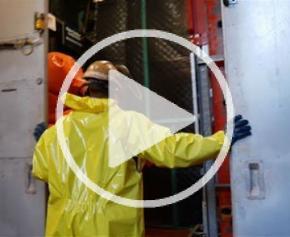 Un robot pour faciliter le nettoyage des banches