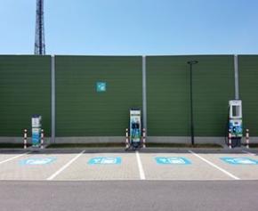 Aides au déploiement de bornes de recharge rapide pour véhicules électriques