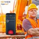 Application d'alerte mobile PTI