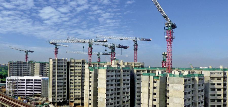 Les perspectives du logement neuf en France s'améliorent légèrement en novembre