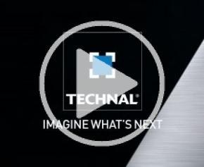 Toute l'équipe Technal vous souhaite une excellente année 2021