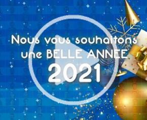 Toute l'équipe du Groupe Elcia vous souhaite une bonne année 2021